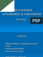 3.Piata Monetara Si Instrumentele Pietei Monetare