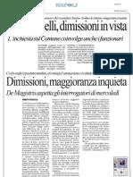 Rassegna Stampa 21.07.2013
