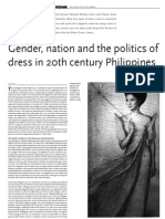 Gender, nation and the politics of