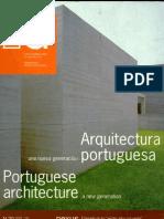 38617994 2G20 Arquitectura Portuguesa