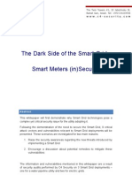 The Dark Side of the Smart Grid - Smart Meters (in)Security