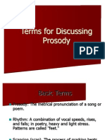 Prosody Introduction