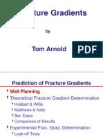 Fracture Gradients
