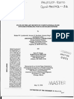 State-Of-The-Art Review of CFD of Gas-solid Systems