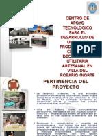 PRESENTACION CENTRO CERAMICO