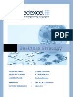 Business Stratey