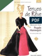 Mick Fouriscot - Tenues de Reve (Barbie) - 2002