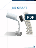 Synthetic Bone Graft - Spinal fusion