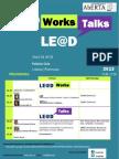 Programa LEaD Works & Talks Julho2013