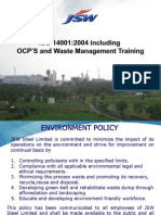 Utility ISO 14001 Training