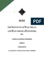 Manual de Ramas Estudiantiles IEEE