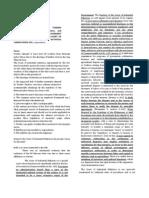 Compiled Admin Quasi-judicial Review (Incomplete)