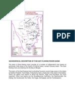 East Flowing Rivers Basin