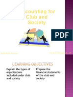 Club and Society
