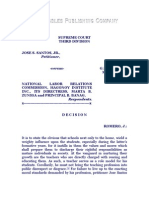 Santos, Jr. vs. Nlrc, g. r. No. 115795, March 6, 1998, 287 Scra 117