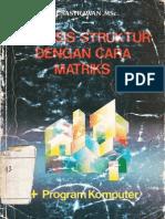 Analisis Struktur Dengan Cara Matriks