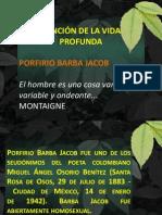 CANCIÓN DE LA VIDA PROFUNDA
