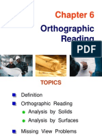 Orthographic Reading
