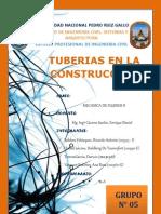 Tuberias en La Construccion