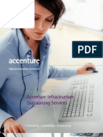 278Accenture Achieving High Performance With Infrastructure Outsourcing