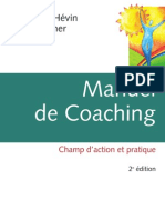 Manuel de Coaching