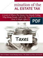An Examination of the Federal Estate Tax
