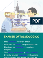 Examen Oftalmolog 2013 Upt