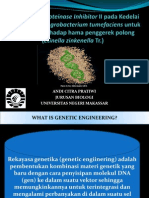 Bioteknologi Modern, Kedelai Transgenik
