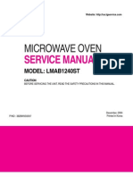 goldstar intellowave microwave manual manufactured goods nature