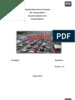 Dispositivos del control de tránsito