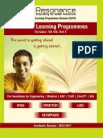 DLPD Leaflet
