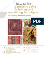 Free eBook Felting