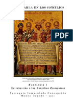 01 Fasciculo I Concilios Introduccion