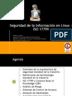 Linux i So 17799