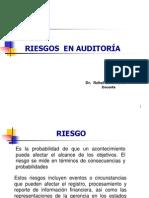 3-Riesgos en Auditoria