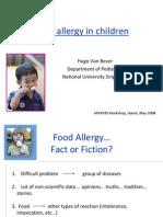 Hanoi Food Allergy