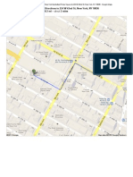 Tour Bus Como Chegar Para Retirar o Ticket Bus Tour New York Fairfield Inn & Suites New York Manhattan_Times Square to 234 W 42nd St, New York, NY 10036 - Google Maps