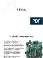 E-Blocks Met PIC16F877A