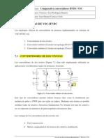 7.- TOPOLOGÍA DE VSC-HVDC