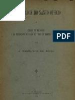 ABREU, J. Capistradno. Um Visitador Do Santo Oficio