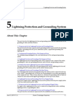 01-05 Lightning Protection and Grounding System