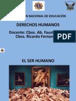 DERECHOS HUMANOS SUSTENTO FUNCION POLICIAL.ppt
