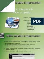 Trabalho Gestão Integrada da Cadeia Logística - Escolha do Fornecedor - 25-08-12
