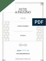 A Paulino