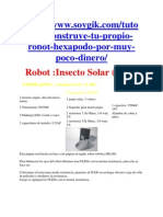 Robot Insecto (1)