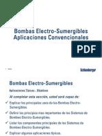BES - Aplicaciones Convencionales