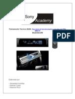 CDX M8807 Treinamento
