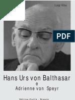Libro Von Balthasar