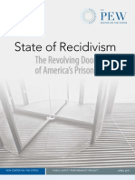 Pew State of Recidivism