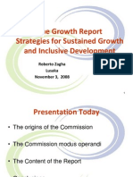Growth Report Presentation